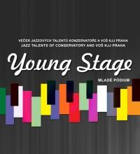 Young Stage - Tereza Drvotová Sextet / Jakub Gatěk Sextet
