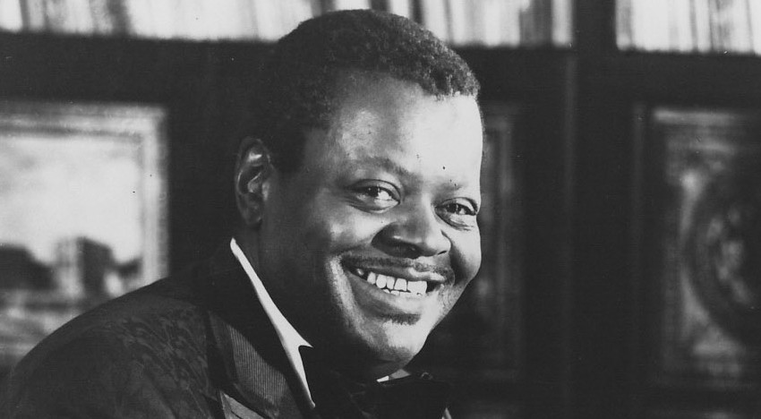 Tribute To World Legends… Oscar Peterson