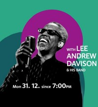 SPECIAL NEW YEAR EVENING WITH LEE ANDREW DAVISON & HIS BAND