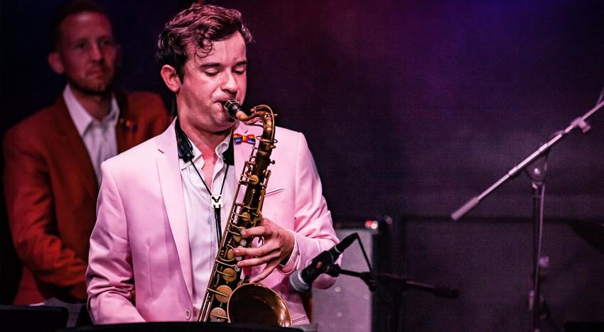 Tom Smith International Band (UK)