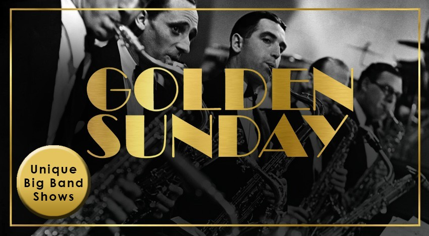 Golden Sunday - Bohemia Big Band