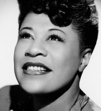 TRIBUTE TO WORLD LEGEND.. ELLA FITZGERALD
