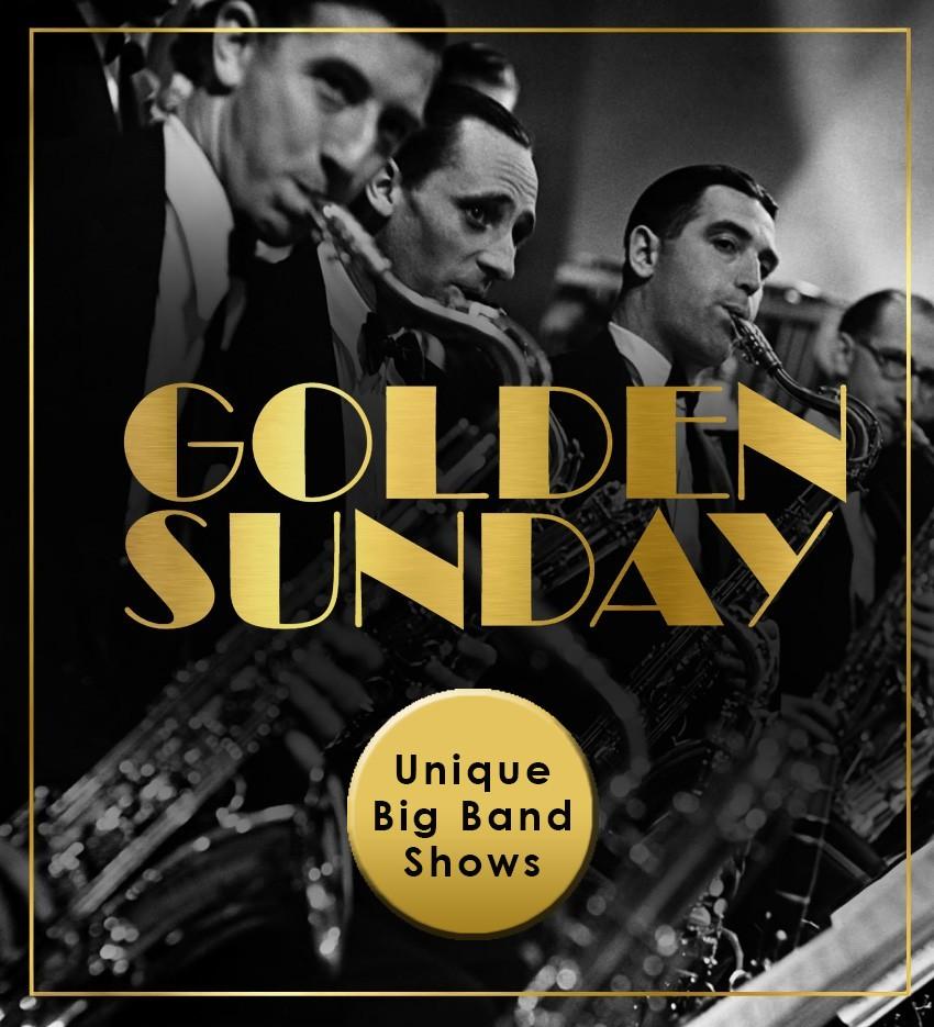 Golden Sunday - Back Side Big Band