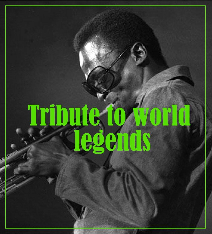 Tribute to World Legends: Miles Davis