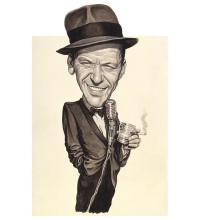 TRIBUTE TO WORLD LEGENDS... FRANK SINATRA